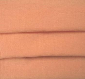 Cotton Gauze Peach