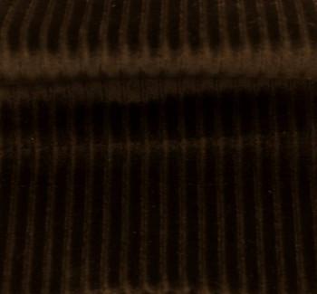 """Steam Velour 7x2 Brown Width 58/60"""""""