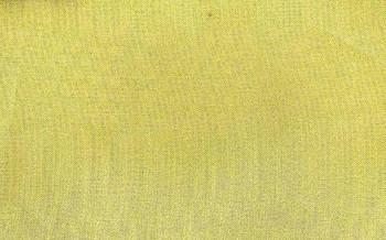 "Crystal Organza Yellow  Width 58/60"""