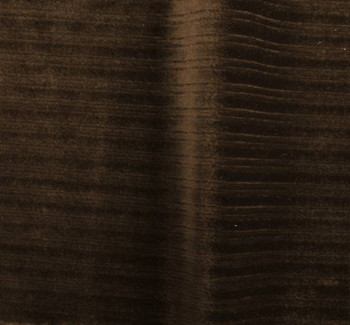 Steam Velour Drop Needle 8x3 Brown Width 58/60""