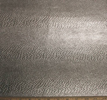 Fukuro Jacquard Gun Metallic Foil Snake Black/Metallic