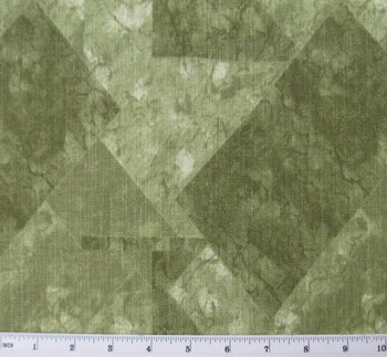 Linea Fabric 2G105 Green Olive Width 58/60""