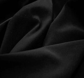 "Venezia Span Black Width 58/60"""