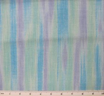 "Linea Fabric 2G104 Lt. Blue/Lilac Width 58/60"""