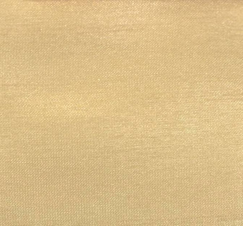 "Satin Organdy Bright Gold Width 58/60"""