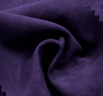 """Alova Suede Purple Width 58/60"""""""