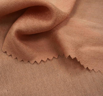 Rayon Jacquard 1D352 Diamond Peach
