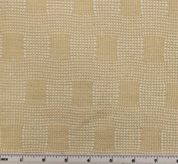French Mesh Lace Cream/Silver  Width 55/56""