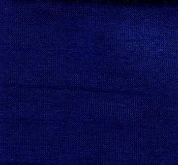 "Satin Organdy Navy/Blue Width 58/60"""