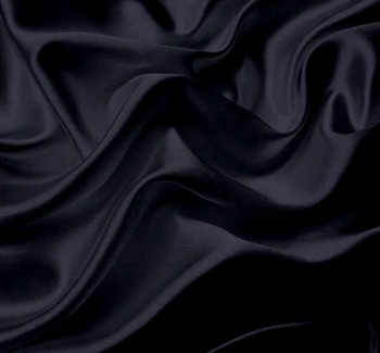 Bridal Satin New Navy