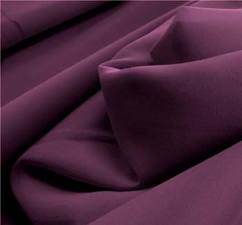 """Pebble Georgette Purple Width 58/60"""""""