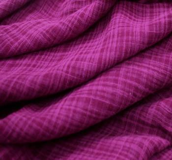 """Cotton Rayon Slub Purple Width 55/56"""""""