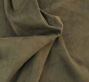 Alova Washed Micro Suede Beige