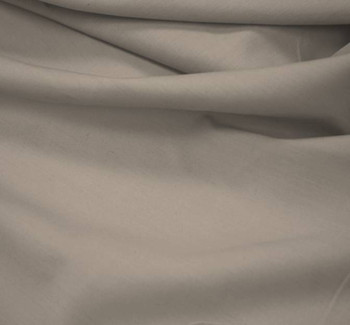 Broadcloth Solid Grey