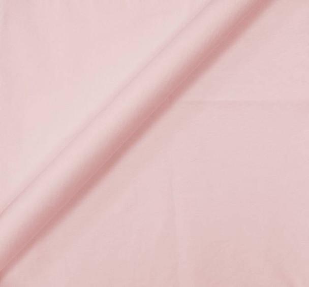 Stretch Cotton Poplin Light Pink