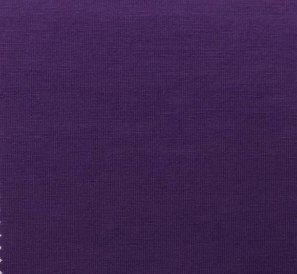 Poly Rayon Spandex Purple