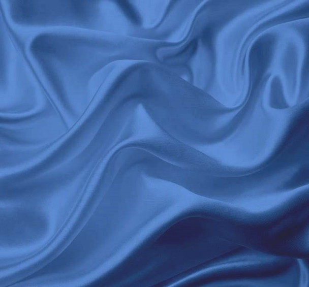 Bridal Satin Sheby Blue