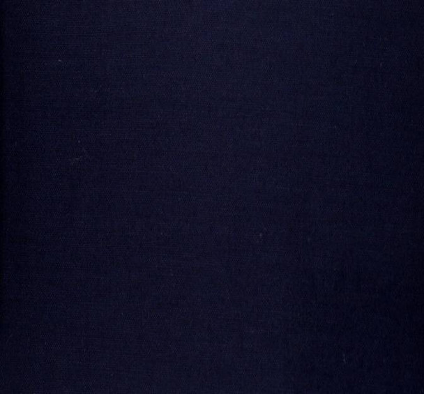 """Broadcloth Solid Navy Width 58/60"""""""