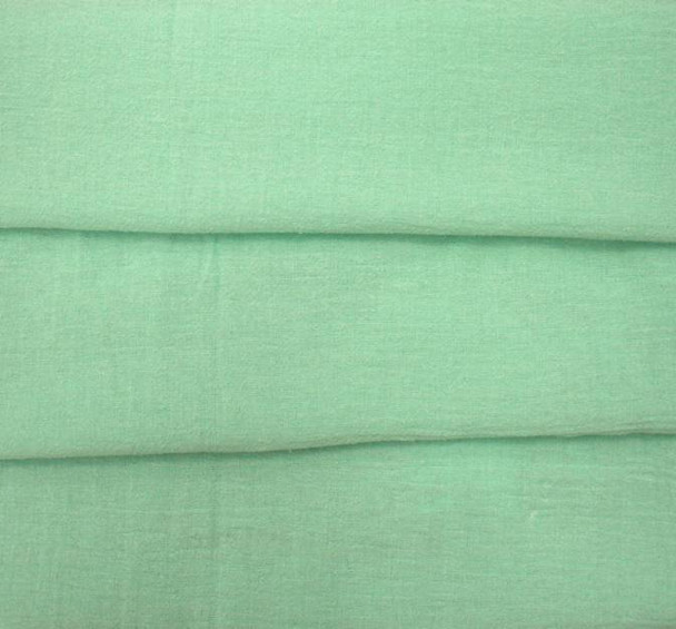 Cotton Gauze Mint