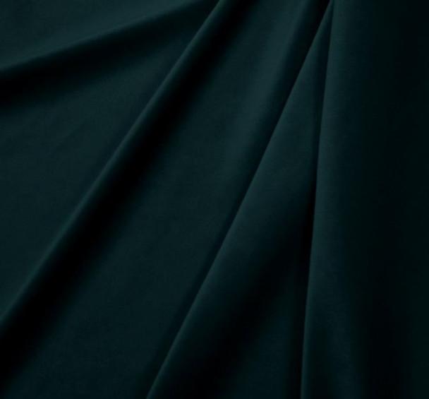 """Steam Velour Dark Teal Width 58/60"""""""