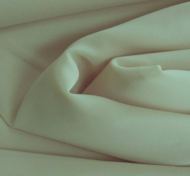 """Double Georgette Solid Sage Width 44/45"""""""