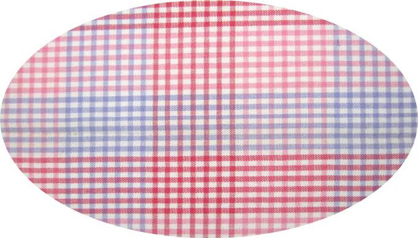 """Cotton Yarn Dyed Brushed or Flat Red/White/Blue  Width 40/42"""""""