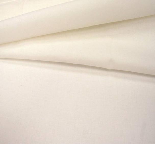 Cotton Lawn White