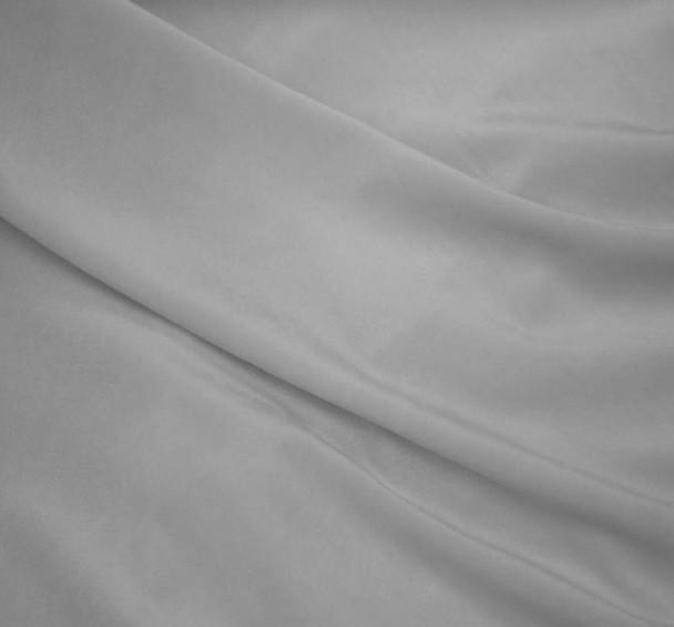 "Steam Velour Light Silver Width 58/60"""