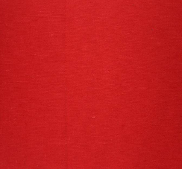 """Broadcloth Solid Red Width 58/60"""""""