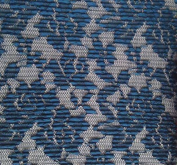 Lace Regina Blue