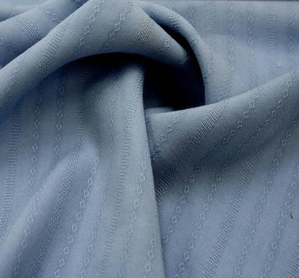 Rayon Jacquard 1D764 Ice Blue