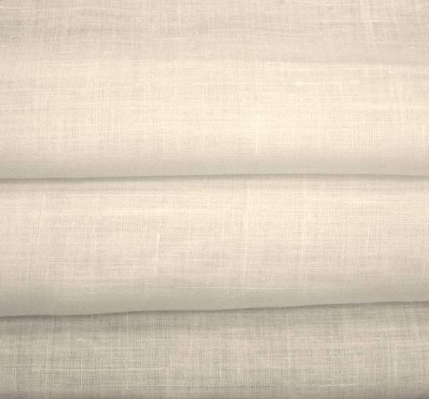 Ramie Linen Off White