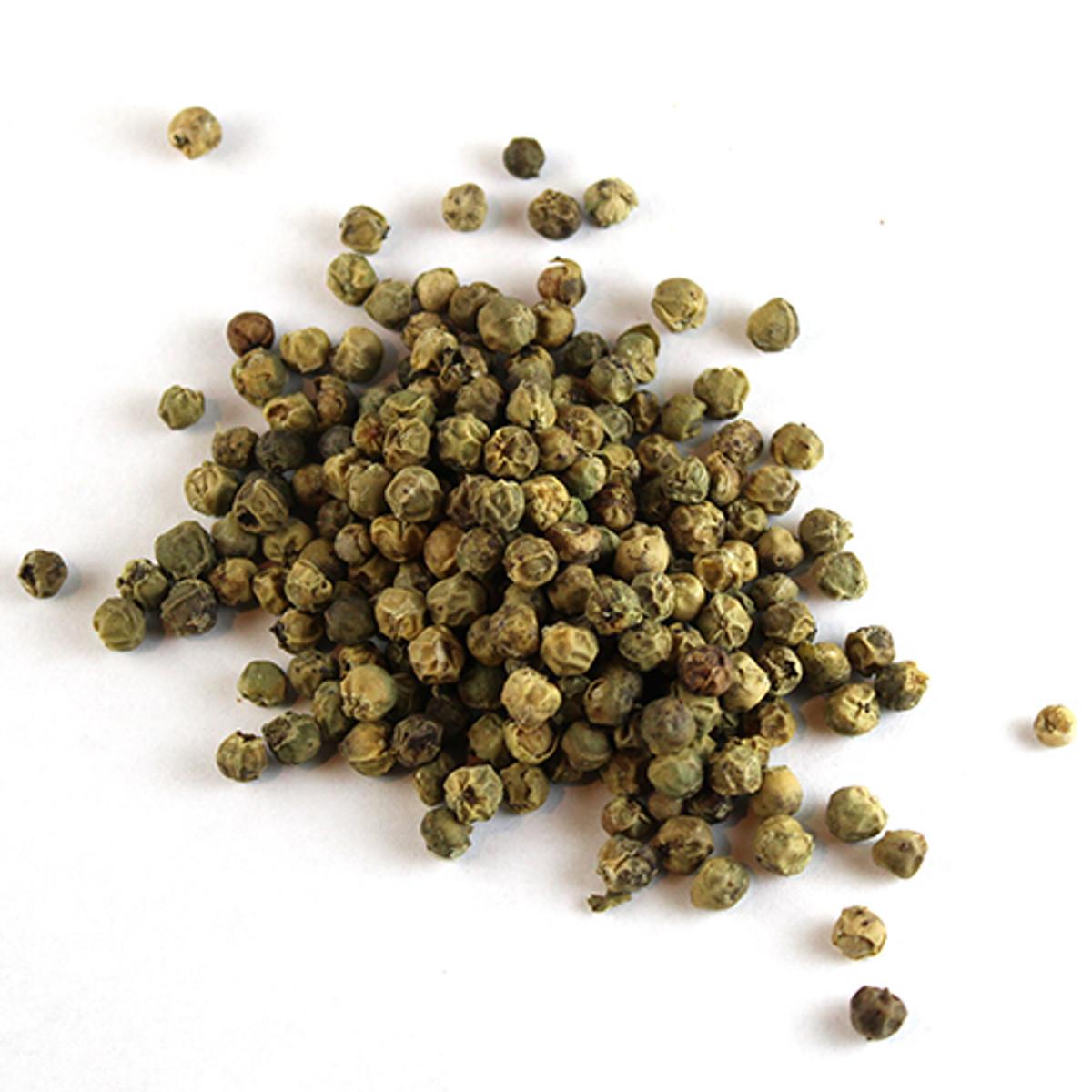 Green Peppercorn - Whole