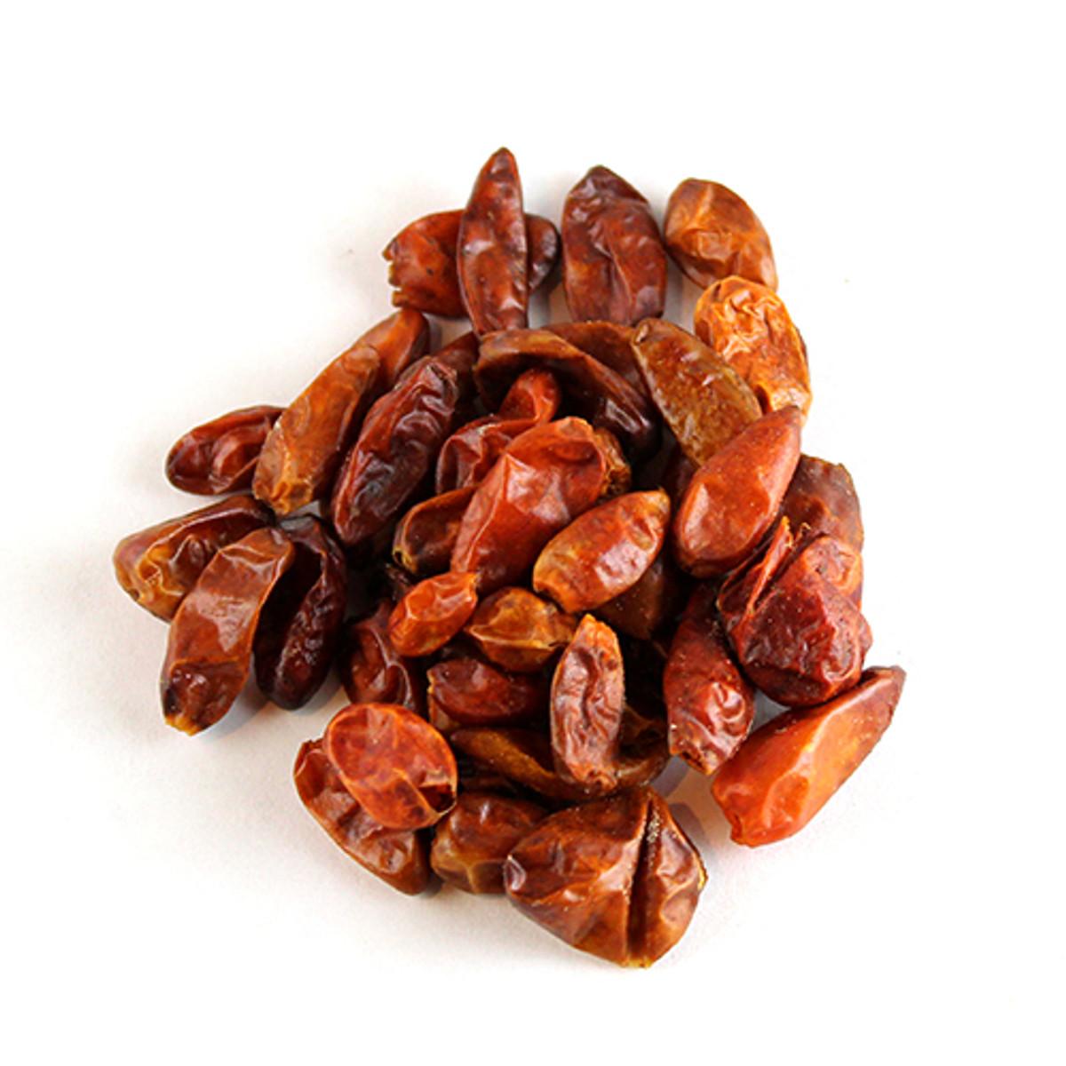 Pequin Chili Pods - Whole
