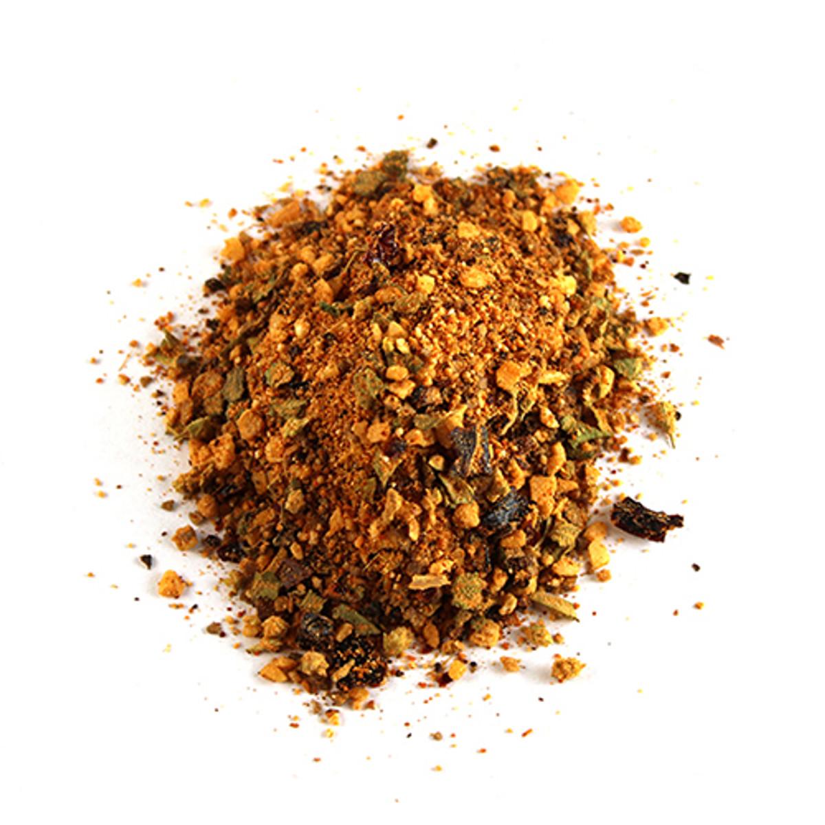 Chipotle Honey Rub