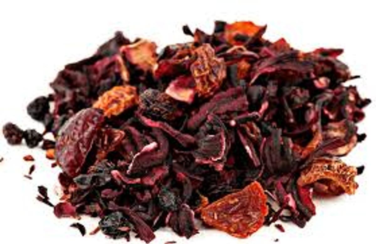 Crimson Berry Rooibos Tea