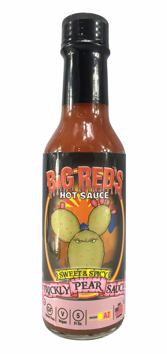 Big Red's Prickly Pear Sauce