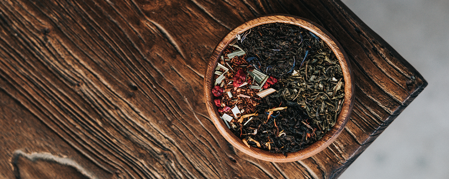 Fresh & Fragrant Teas