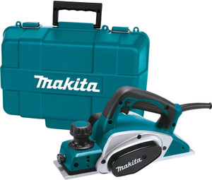 """MAKITA  KP0800K-R 3‑1/4"""" Planer, with Tool Case"""
