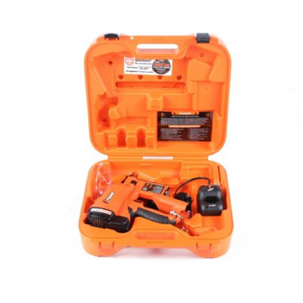 Paslode Cordless Impulse 18 gauge Brad Nailer 918100 fr nail gun kit