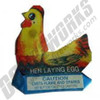 Hen Laying Eggs 24/pk