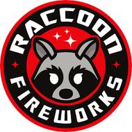 Raccoon Fireworks