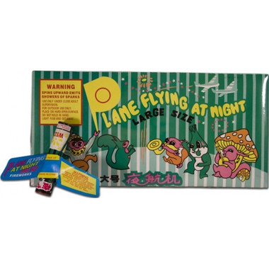 Wholesale Fireworks Planes Flying At Night Case 36/6