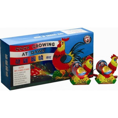 Wholesale Fireworks Cock Crowing At Dawn 24/24 Case