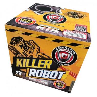 Killer Robot BUY 1 GET 1 FREE !