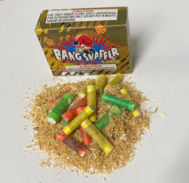 Bang Snappers Canister Snap Pops 20ct