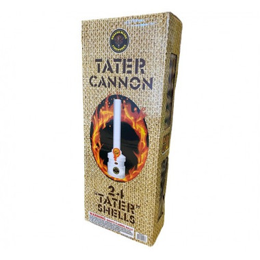 Tater Cannon Canister Artillery Shell Kit 24/Ct