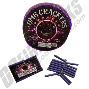 OMG Crackers 1000 Roll