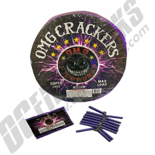 OMG Crackers 8000 Roll