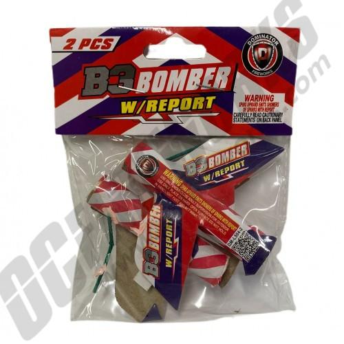 B3 Bomber 2pk